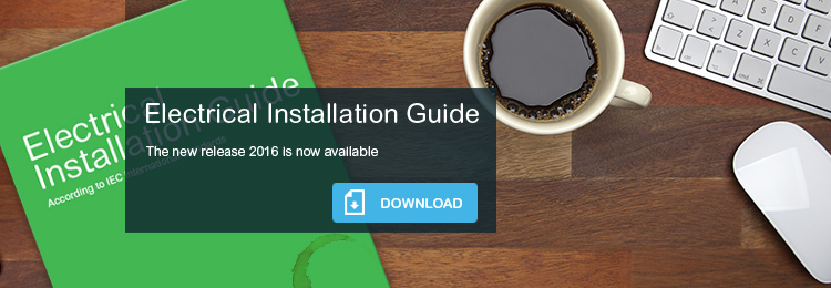 click to download the new 2016 release of the Electrical Installation Guide