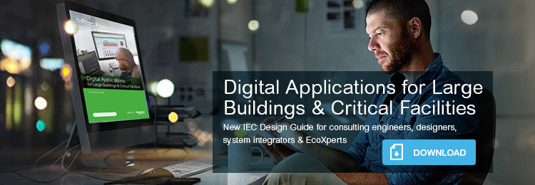 Digital Applications for Large Buildings and Critical Facilities